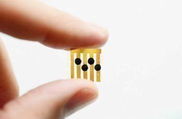 """Vědci vyvinuli senzor, který """"cítí"""" kazící se potraviny"""