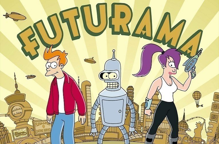 Futurama: Worlds of Tomorrow,