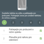 HTC One A9 – systém, gesta