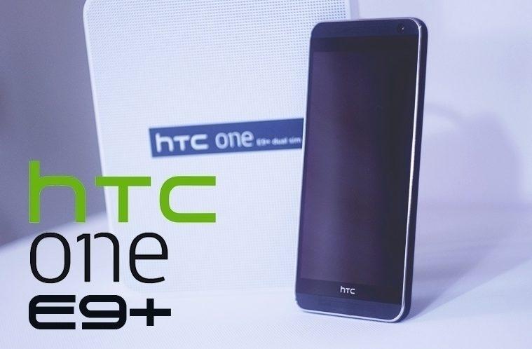 HTC One E9+ – náhleďák
