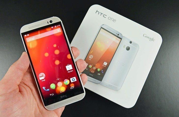 HTC One M8 Google Play Edition získává Android 6.0 Marshmallow