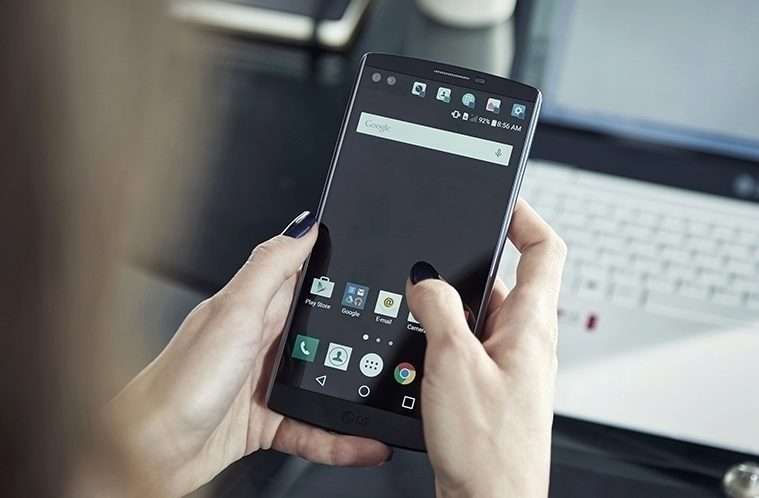 LG V10 – náhleďák