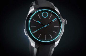 Movado: Výrobce luxusních hodinek ukázal své smartwatch. Jsou drahé a krásné