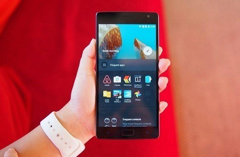 OnePlus nabíjení – náhled