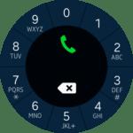 Samsung Gear S2 – číselník