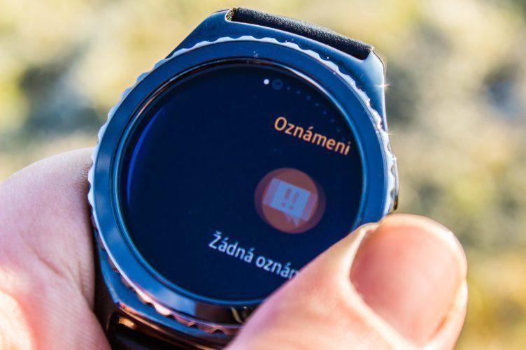 Samsung Gear S2 - konec nabídek