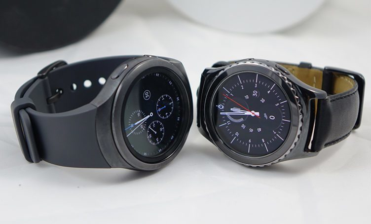 Samsung Gear S2 - náhleďák