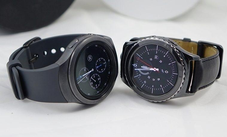 Hodinky Samsung Gear S2 – náhleďák