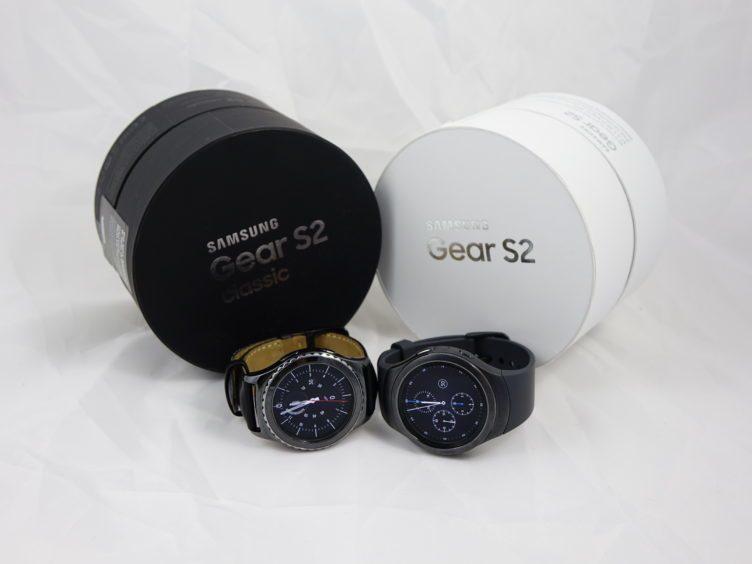 Samsung Gear S2 - varianty