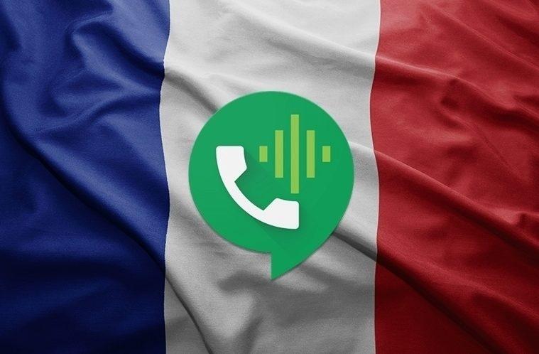 Volání do francie zdarma skrze Hangouts – náhleďák