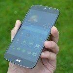 Acer Liquid Jade –  přední strana telefonu (1)