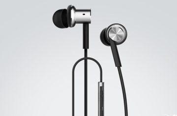 Xiaomi Piston Iron: nová sluchátka v luxusním balení představena