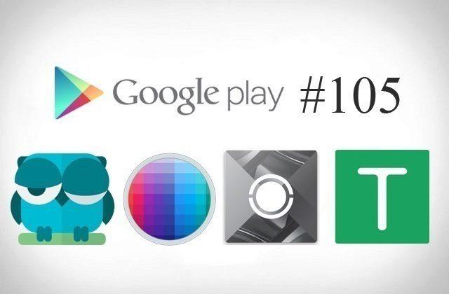 android aplikace 105 hlavni