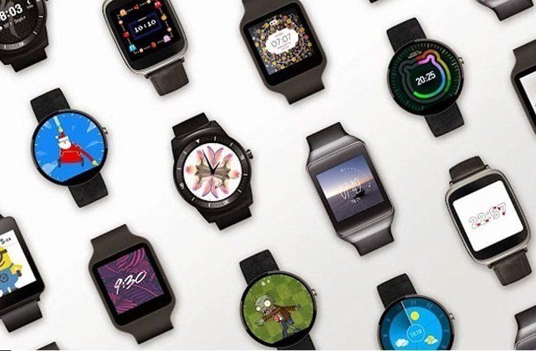 android wear chytré hodinky