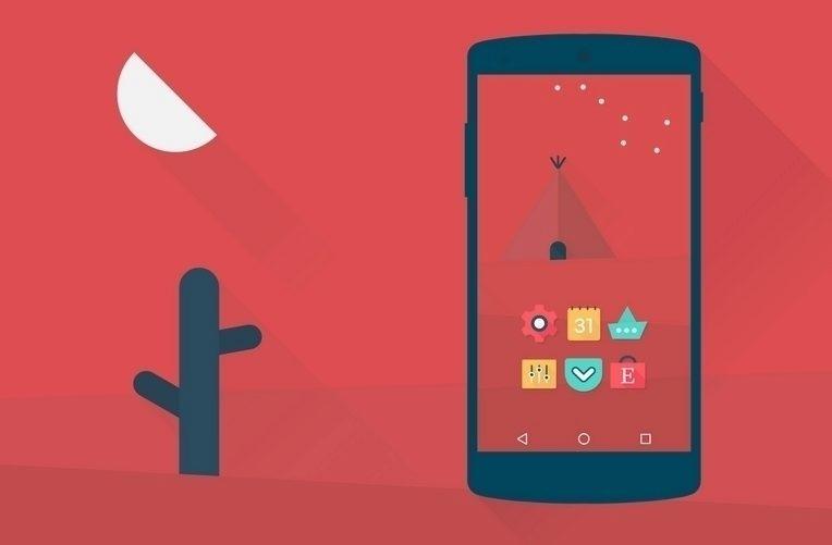 artico android aplikace ikony