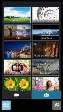 Asus Zenfone 5 -  aplikace fotoaparátu (3)