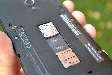 Asus Zenfone 5 - karty MicroSIM
