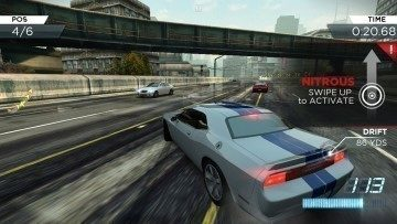 Asus Zenfone 5 -  Need for Speed Most Wanted