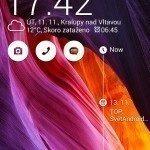 Asus Zenfone 5 – prostředí systému Android 4.3 (2)