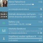 Asus Zenfone 5 –  prostředí systému Android 4.3 (5)