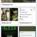 Asus Zenfone 5 –  prostředí systému Android 4.3 (8)