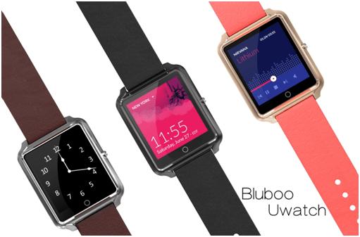 bluboo chytré hodinky