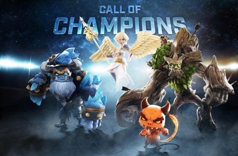 call of champions hlavni