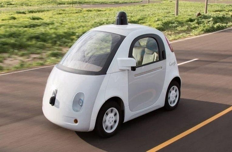 google auto hlavni policista