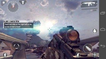 Honor 6 - Modern Combat 4