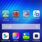 Honor 6 – prostředí systému Android 4.4.2 (1)