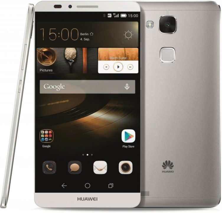 Také Huawei Ascend Mate 7 zaujme výdrží na jedno nabití