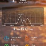Huawei TalkBand B1 – statistiky (2)