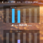 Huawei TalkBand B1 – statistiky (4)