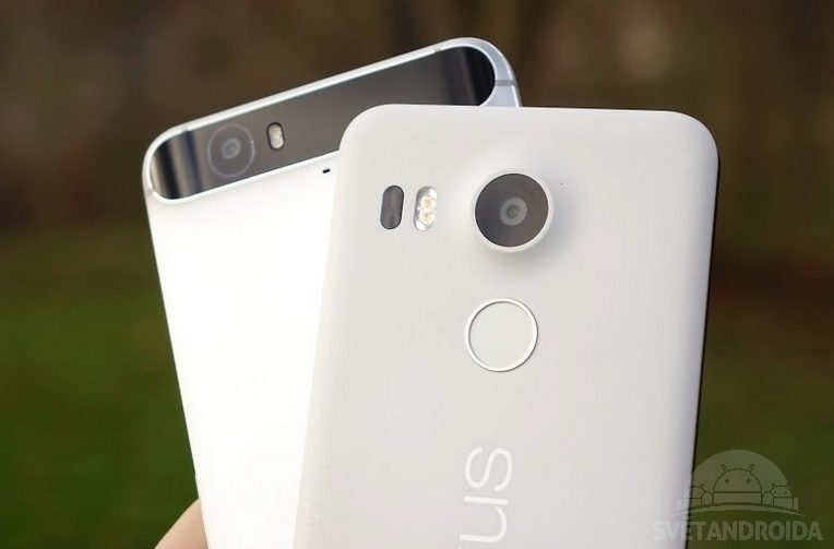 nexus 6P nexus 5X video