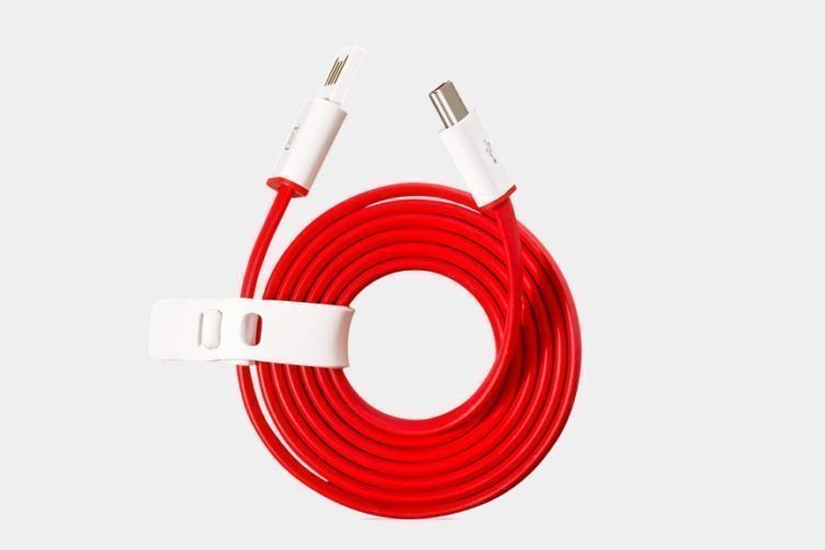 USB Type - C kabel společnosti OnePlus