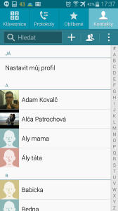 Samsung Galaxy Note 4 - kontakty (2)