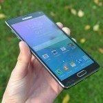 Samsung Galaxy Note 4 – přední strana, displej (7)