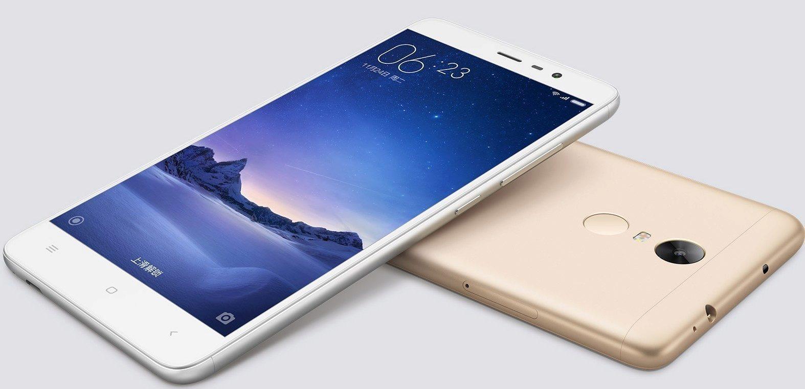 Xiaomi Redmi Note 3 Poprve Se Cteckou Otisku