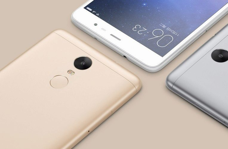 xiaomi redmi note 3 TOP