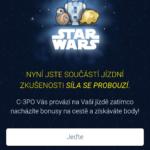 A jezděte se Star Wars
