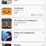 Aplikace najdete v Obchodě Play