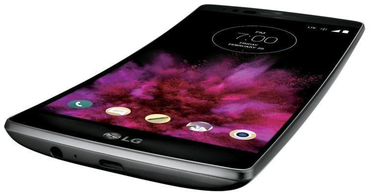Také LG G Flex 2 přišel se zahnutím