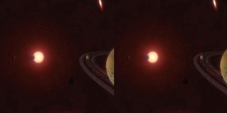 Google Cardboard - Solar System VR