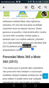 Google Chrome – vyhledávání (1)