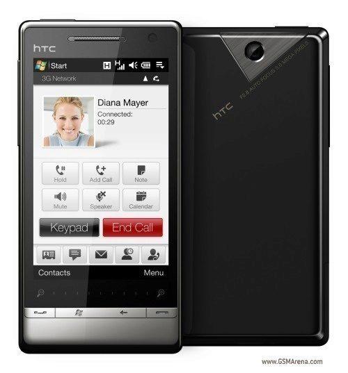 HTC Touch Diamond 2 - staré telefony