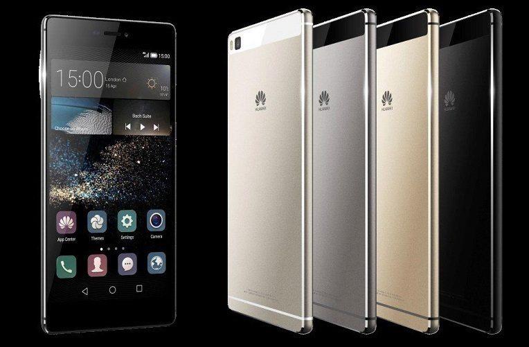 Huawei P8 titul