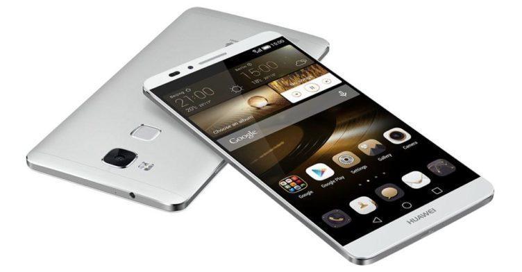 Huawei mate 7 výdrž na baterii