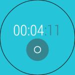 LG G Watch R –  aplikace (2)