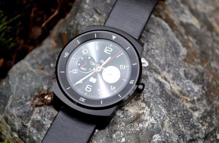 LG G Watch R –  náhledový obrázek