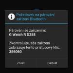 LG G Watch R – párování s telefonem (5)